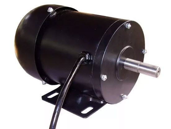 Động cơ máy trộn bê tông điện