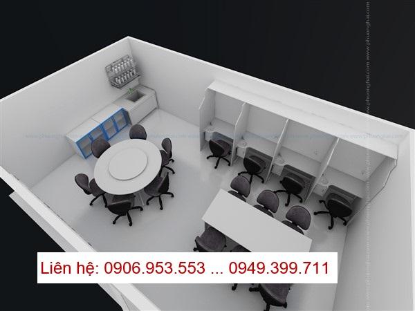 Chuyên tư vấn thiết kế lắp đặt bàn thí nghiệm cảm quan cho phòng thí nghiệm