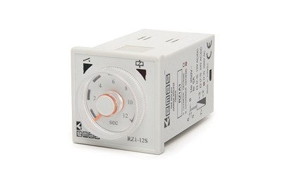Timer và relay điện tử 36x36 Electronic Analog Time Relays