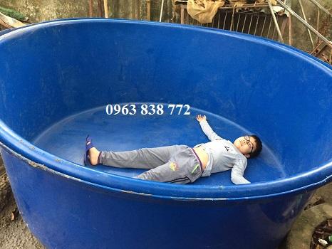 Tank nhựa tròn 2000 lít