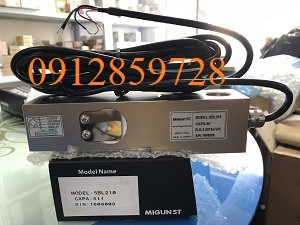Load cell SBL210-5TF, xuất xứ Migun- Hàn Quốc