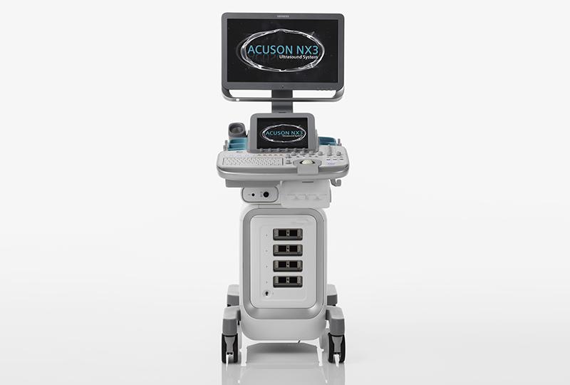 Hệ thống siêu âm ACUSON NX3