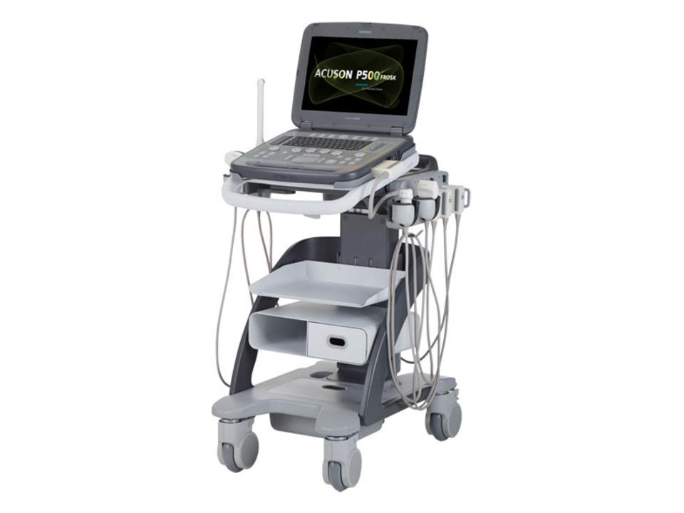 Hệ thống siêu âm ACUSON P500 ™ phiên bản FROSK