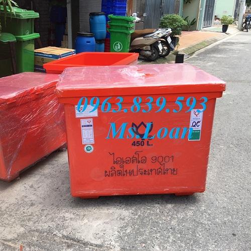 Thùng đá Thái Lan