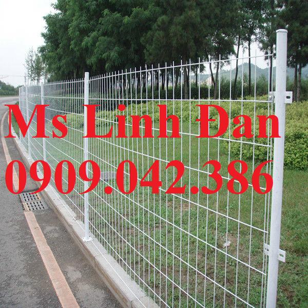 Lưới thép hàng rào mạ kẽm