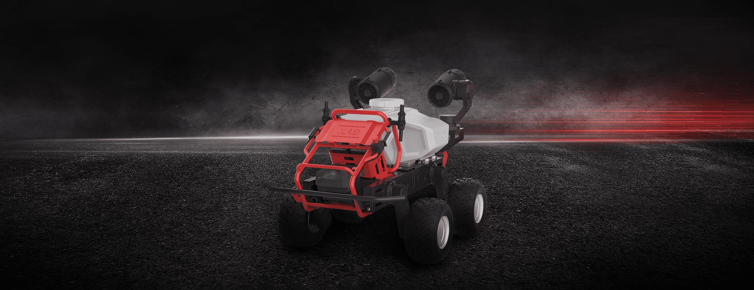 Robot nông nghiệp RG150