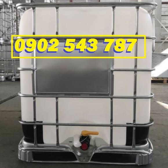 Cung cấp Tank nhựa 1000 lít giá rẻ