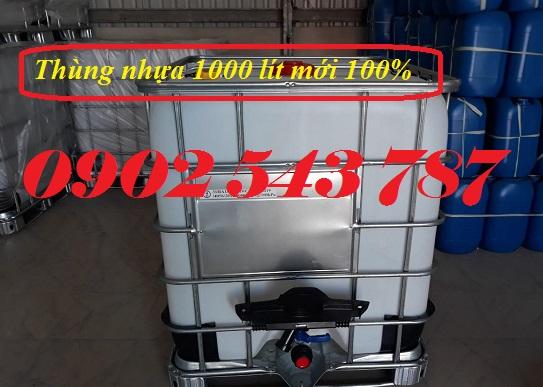 Báo giá tank nhựa 1000 lít chất lượng