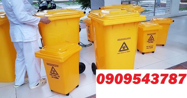 Cung cấp thùng rác nhựa 240 lít