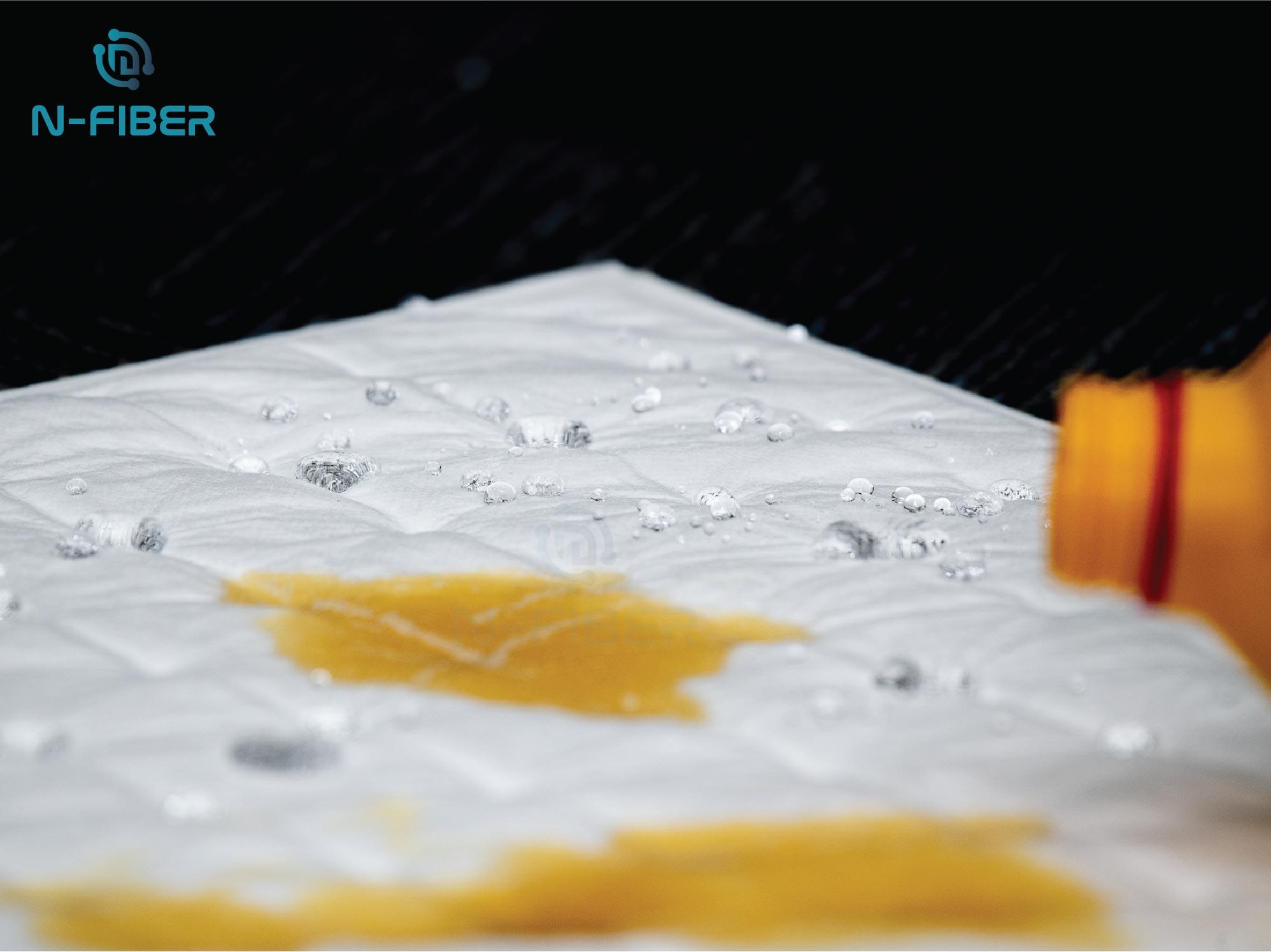 Giấy thấm dầu/ Tấm thấm dầu N-FIBER P45