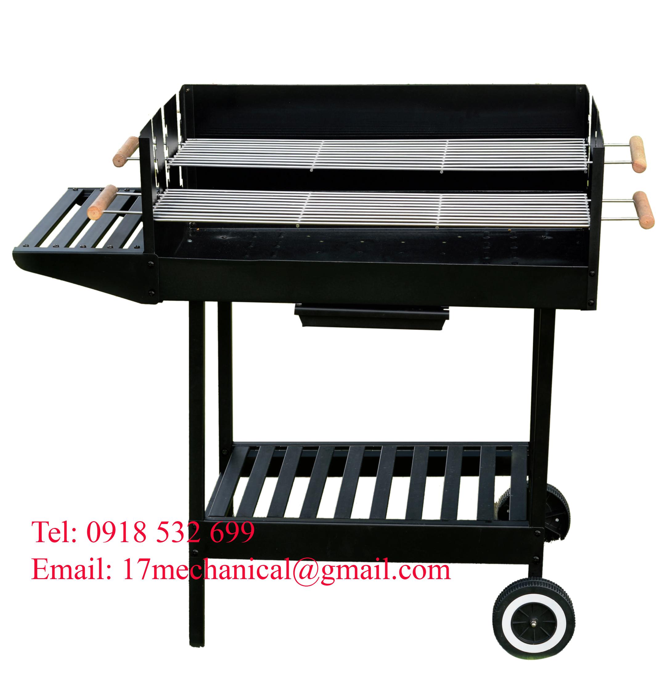 Bếp nướng than hoa xuất khẩu CK350
