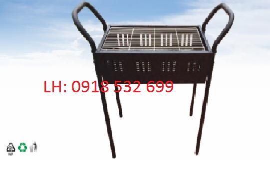Bếp nướng than hoa xuất khẩu CK250
