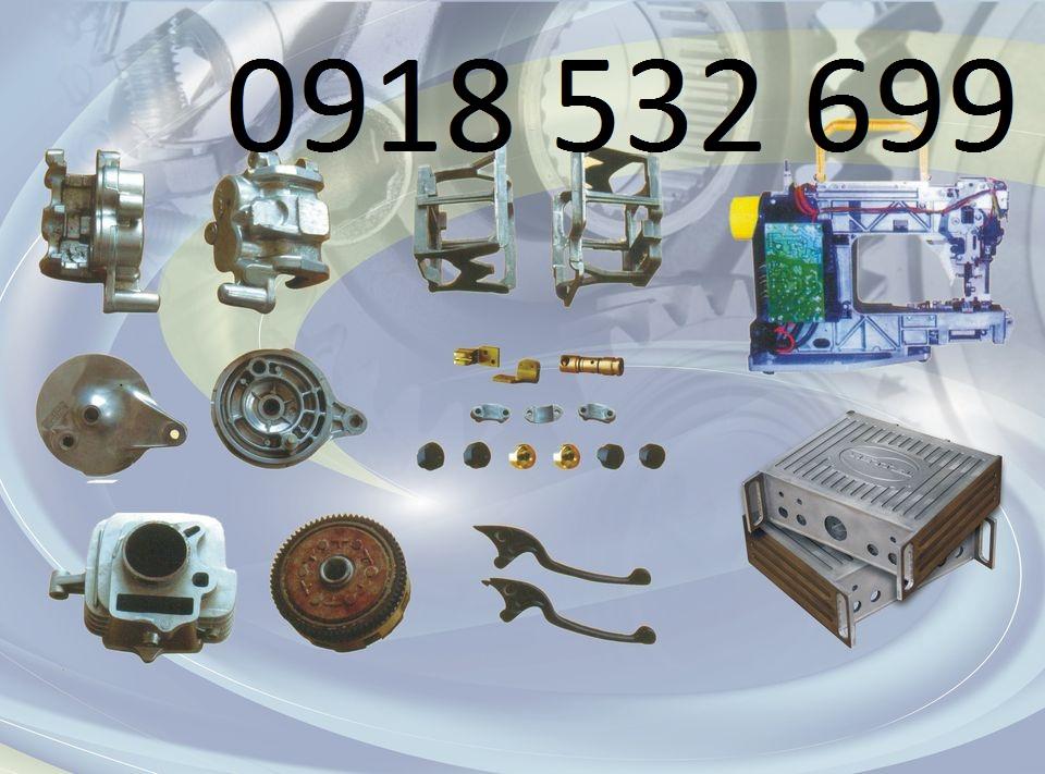 Gia công cơ khí hàng công nghiệp phụ trợ theo yêu cầu