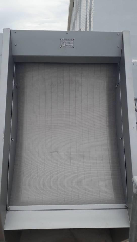 Máy tách vỏ tôm - Mico Screen