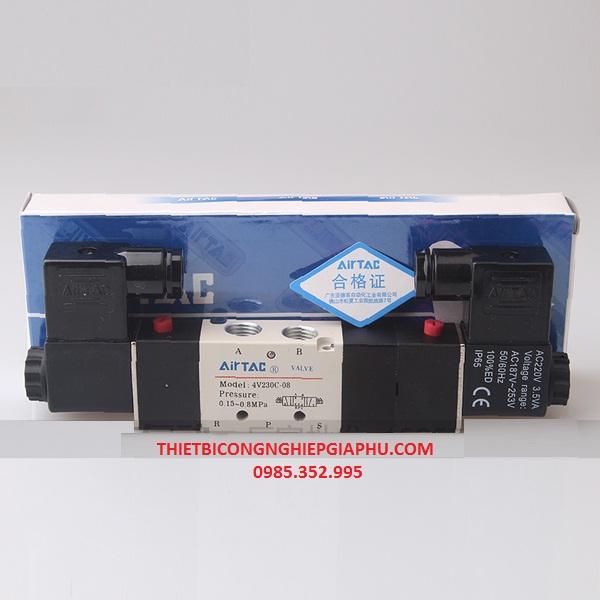 Van điện từ Airtac 4V230C-08 4V230P-08 4V230E-08