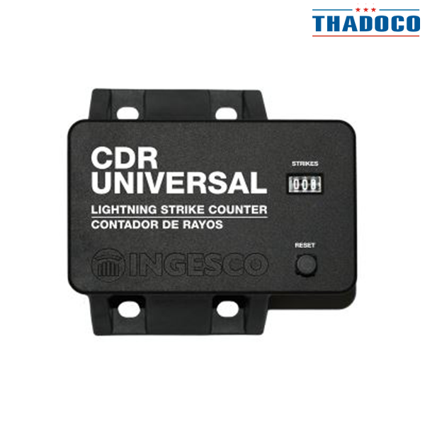 Bộ đếm sét Ingesco CDR Universal