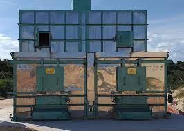Lò đốt rác thải sinh hoạt LOSIHO 700