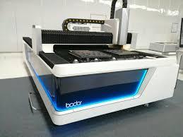 Máy cắt laser fiber Bodor