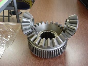 Bánh răng dùng cho ô tô, máy nông nghiệp, máy xây dựng và các loại thiết bị công nghiệp