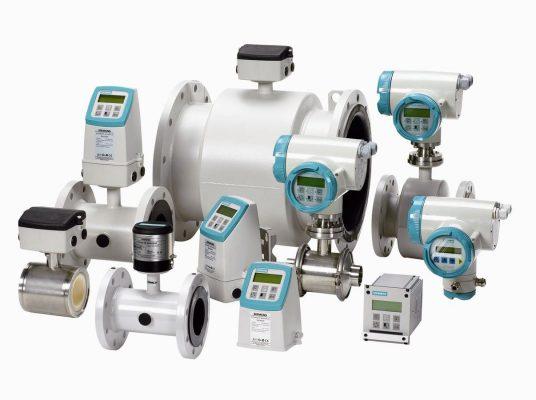 Đồng hồ lưu lượng Siemens Flowmeter Siemens