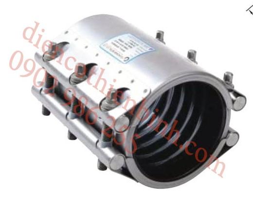 Khớp nối hai mảnh RCD-L - Khớp sửa ống nhanh inox 304/316L - Couplings Young Nam Korea