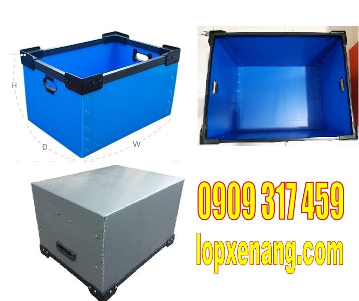 Thùng nhựa danpla/thùng danpla/ thùng nhựa pp danpla/ thùng carton nhựa