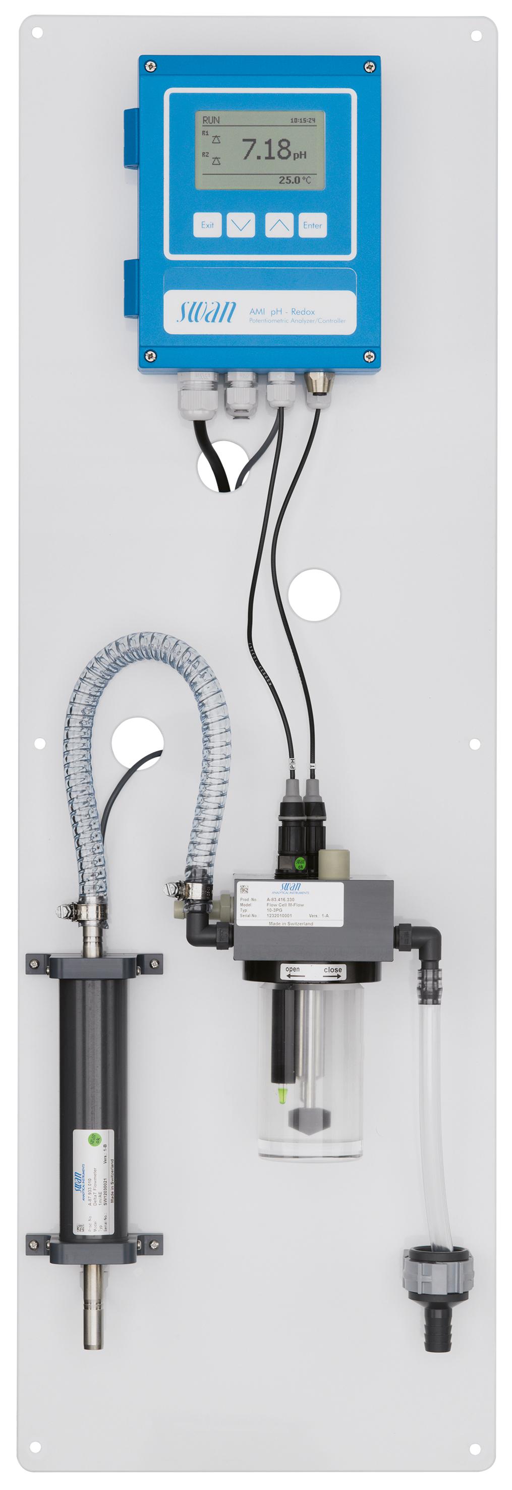Thiết bị đo lường và giám sát độ dẫn điện liên tục