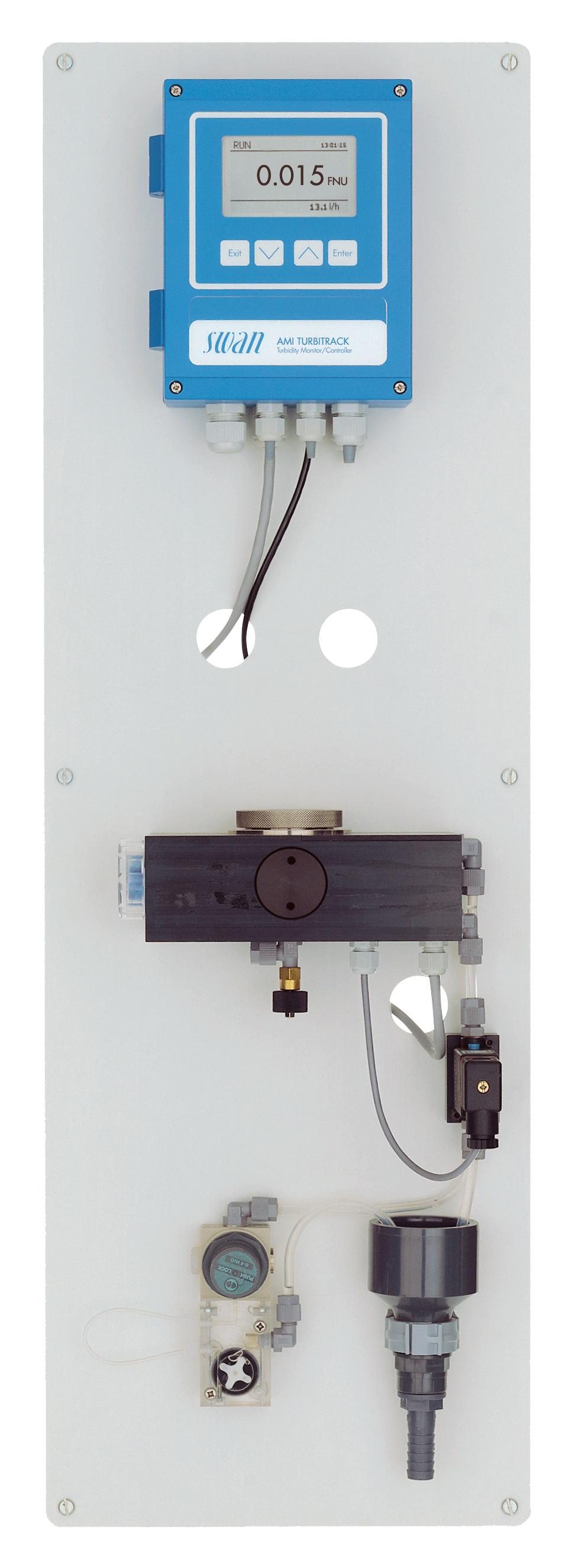 Thiết bị đo lường và giám sát độ đục liên tục