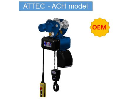 Tời nâng xích ATTEC