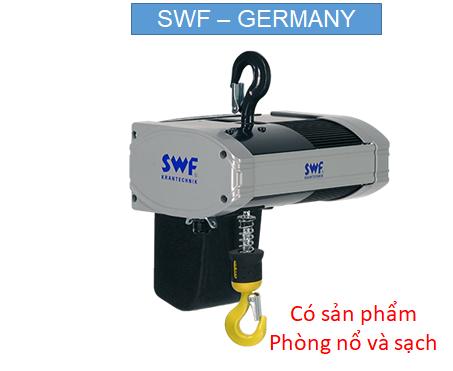 Tời nâng xích SWF - GERMANY