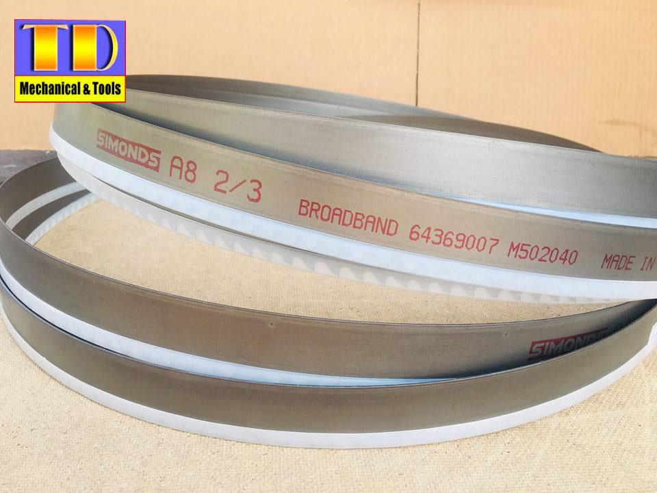 Lưỡi cưa vòng bản rộng 34mm SIMONDS