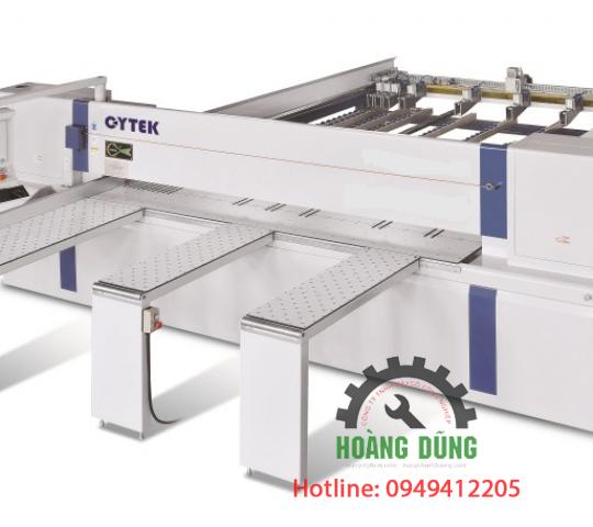 Máy cưa panel saw CNC phiên bản tải nặng cắt tối ưu giá tốt