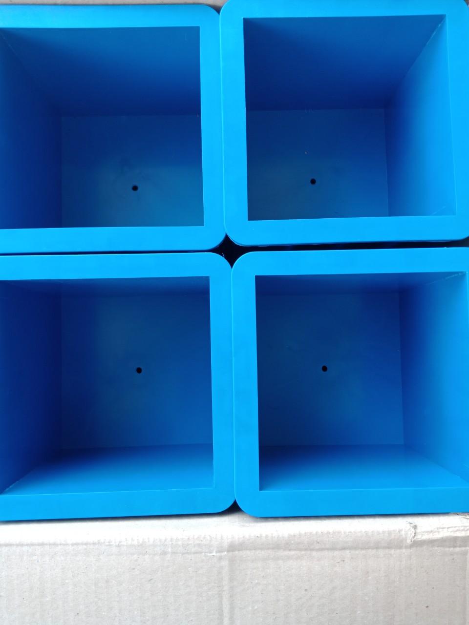 Khuôn đúc mẫu bê tông bằng nhựa