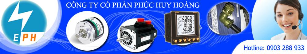 Công ty cổ phần điện tự động hóa Phúc Huy Hoàng