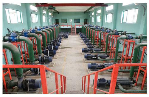Công ty TNHH ngành bơm Khải Truyền Thượng Hải