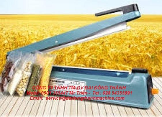 Máy hàn miệng bao liên tục DBF-770 mua ngay để được giá ưu đãi