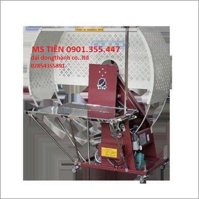 Máy đóng gói cột dây nylon model CT-100