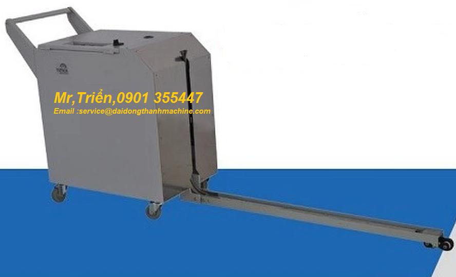 Máy đai niềng thùng pallet chính hãng Wellpack SP-3N