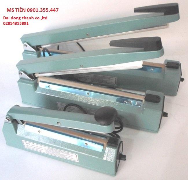 Máy hàn miệng bao nhấn tay model PFS-200 đến 800 mm (Taiwan) giá rẻ