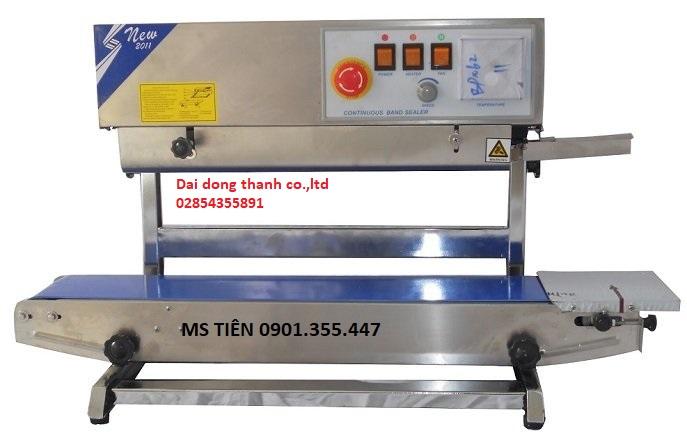 Máy hàn miệng túi model DBF 770WL giá rẻ