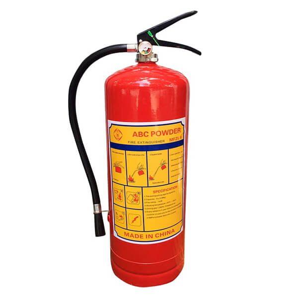 Bình chữa cháy dạng bột ABC MFZL8