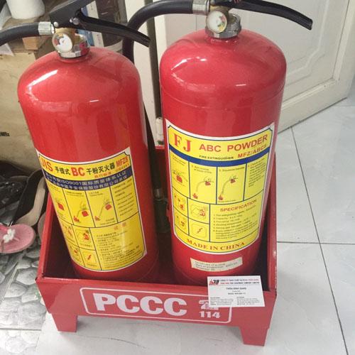 Bình chữa cháy bột BC 8kg- MFZ8