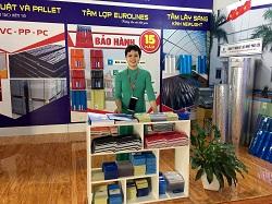 Phát Lộc tại triển lãm Vietbuild 2018 Hà Nội: Hút khách ngay ngày đầu khai mạc