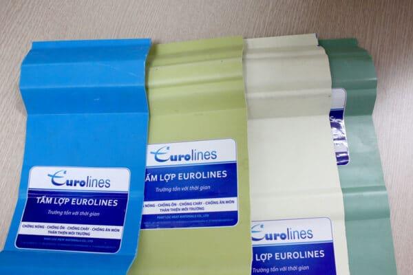 Tấm lợp nhựa 5 sóng Eurolines