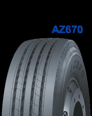 Lốp xe tải AZ670