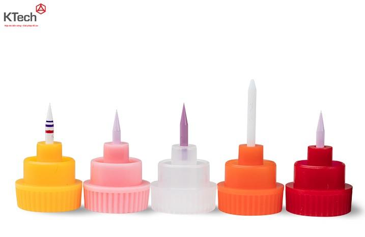 Mao dẫn /CZRy Capillaries / Ceramic Capillaries /Ceramic Capillary / Capillary finish ( Coorstek )
