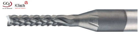 Routerbit diamond coating - Routerbit phủ kim cương nhân tạo