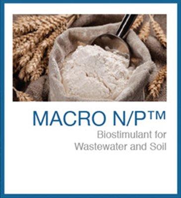 Vi sinh xử lý nước thải công nghiệp: cung cấp dinh dưỡng MACRO N/P