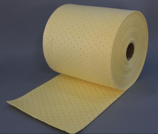 Cuộn giấy thấm hóa chất và dầu độc hại loại đục lỗ (XY-J02)