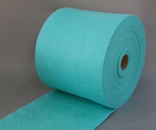 Cuộn giấy thấm dầu và hóa chất độc hại loại tiêu chuẩn XY-J01)